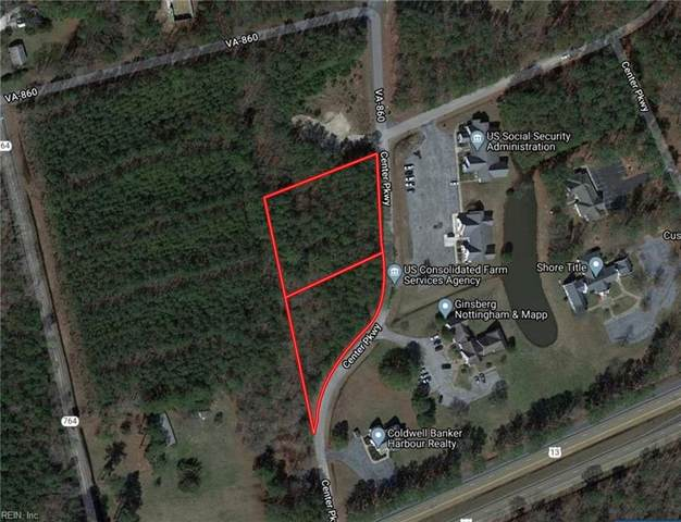 11&12 Center Pw, Accomack County, VA 23301 (#10315581) :: Verian Realty
