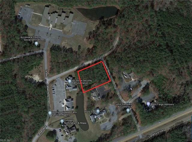 Lot 14 Center Pw, Accomack County, VA 23301 (#10315588) :: Seaside Realty