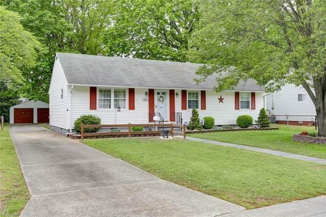 213 Winchester Dr, Hampton, VA 23666 (#10315592) :: Kristie Weaver, REALTOR