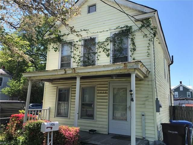 1436 Seaboard Ave, Chesapeake, VA 23324 (MLS #10315607) :: Chantel Ray Real Estate