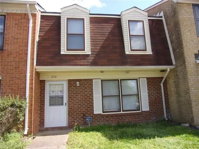 620 Thomas Nelson Dr, Virginia Beach, VA 23452 (MLS #10315654) :: Chantel Ray Real Estate
