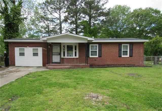 132 Allard Rd, Portsmouth, VA 23701 (MLS #10315675) :: Chantel Ray Real Estate