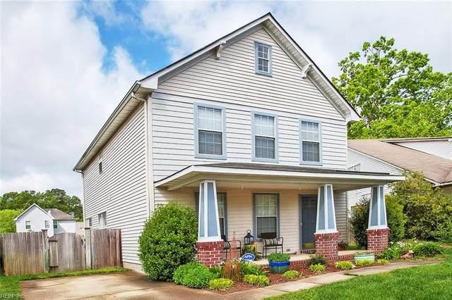 307 Pointe Ct, Newport News, VA 23602 (MLS #10315679) :: Chantel Ray Real Estate