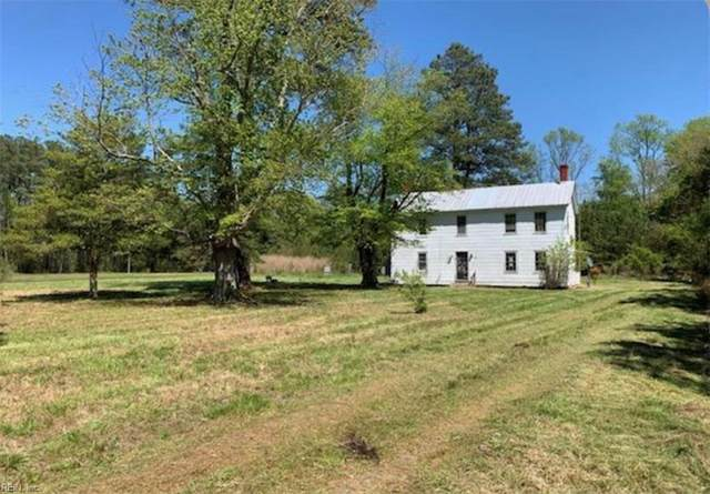 1013 Garden Creek Rd, Mathews County, VA 23109 (#10315741) :: AMW Real Estate