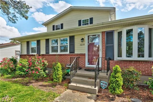 1219 Roosevelt Blvd, Portsmouth, VA 23701 (MLS #10315753) :: AtCoastal Realty