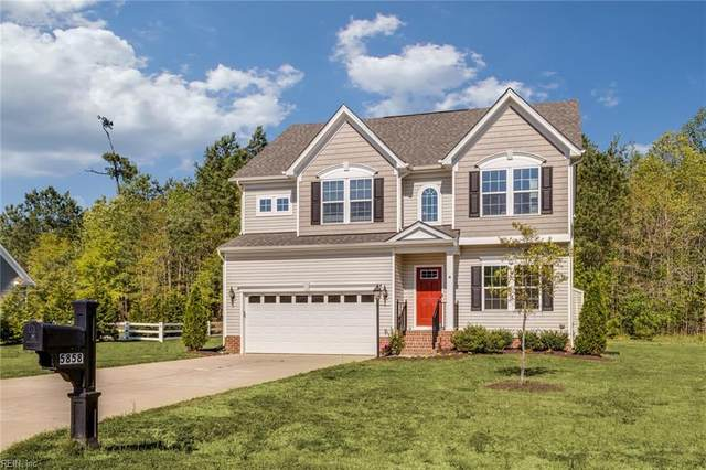 5858 Roland Smith Dr, Gloucester County, VA 23061 (MLS #10315805) :: Chantel Ray Real Estate