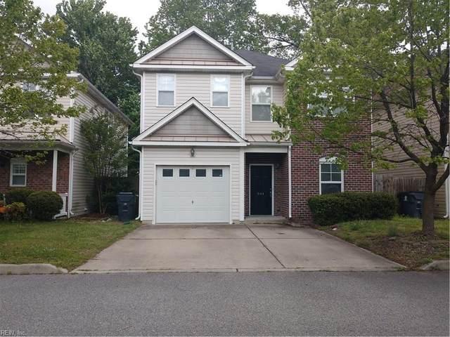 844 Gem Ct, Virginia Beach, VA 23462 (MLS #10315828) :: Chantel Ray Real Estate