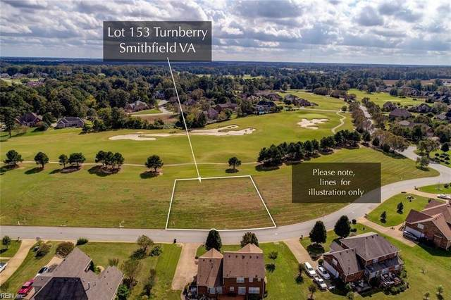 LT 153 Turnberry, Isle of Wight County, VA 23430 (#10315842) :: Abbitt Realty Co.