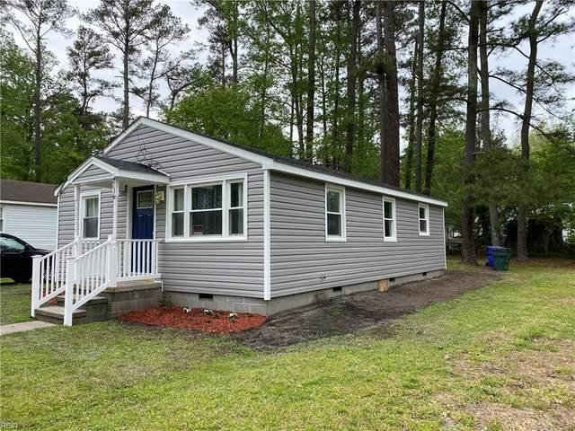 2136 Oregon Ave, Suffolk, VA 23434 (MLS #10315846) :: Chantel Ray Real Estate