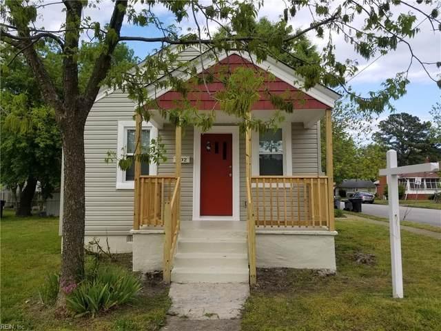 802 Powhatan Pw, Hampton, VA 23661 (#10315970) :: The Kris Weaver Real Estate Team