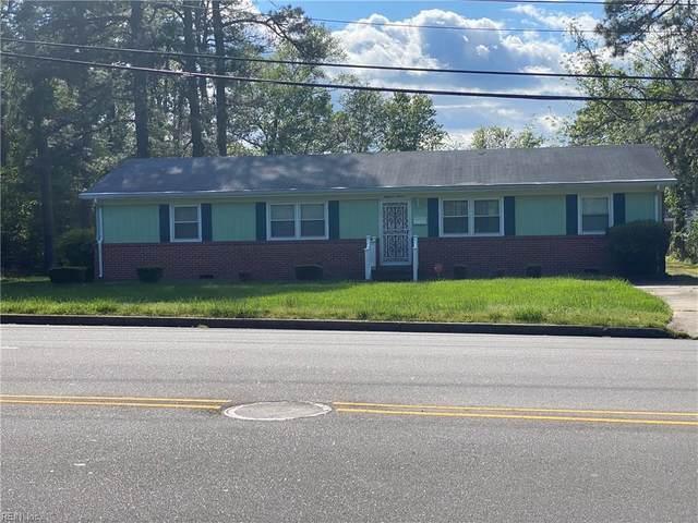 1816 Cavalier Blvd, Portsmouth, VA 23701 (MLS #10316050) :: AtCoastal Realty