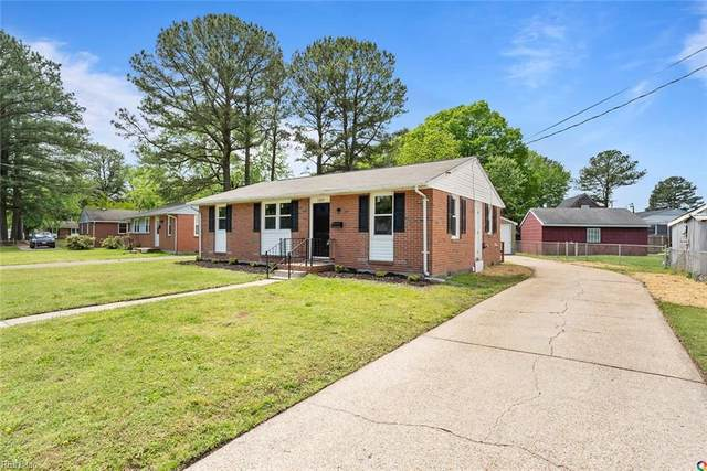 1202 Drayton Rd, Chesapeake, VA 23324 (MLS #10316161) :: Chantel Ray Real Estate