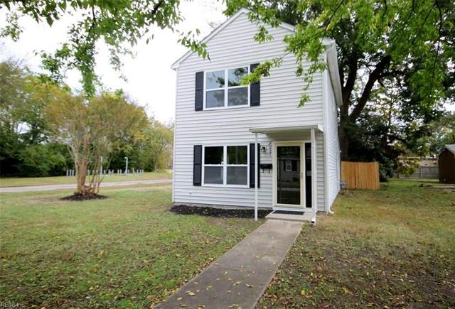 2001 Mclain St, Chesapeake, VA 23324 (#10316202) :: RE/MAX Central Realty