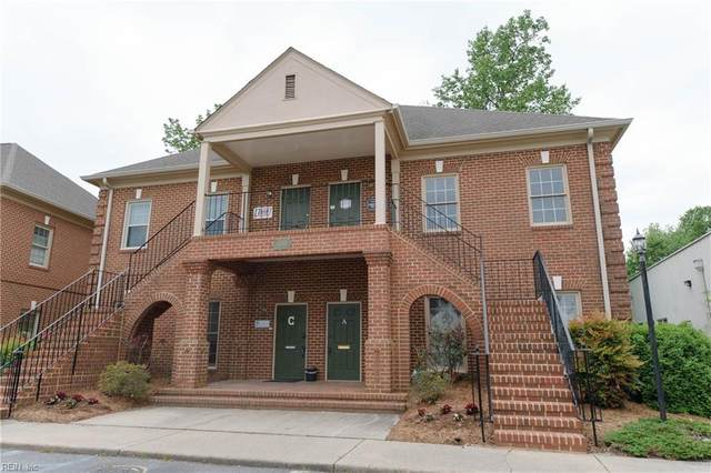 780 Pilot House Dr B1, Newport News, VA 23606 (#10316234) :: Abbitt Realty Co.