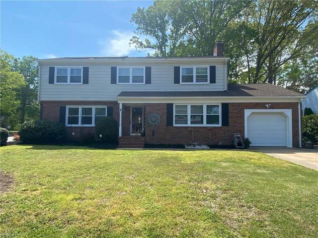 101 Horseshoe Lndg, Hampton, VA 23669 (#10316254) :: AMW Real Estate