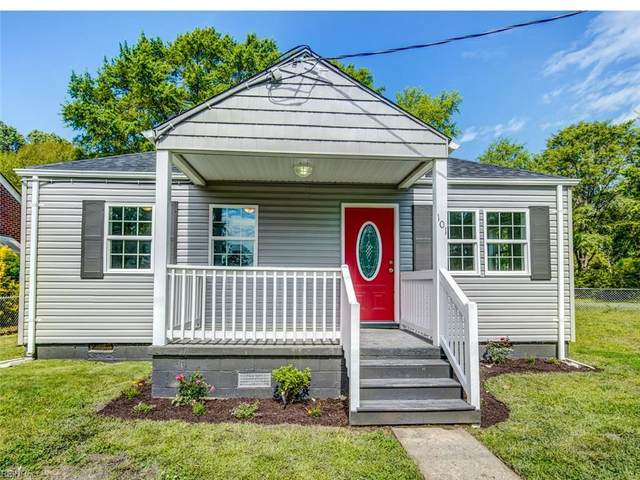 101 Decatur St, Portsmouth, VA 23702 (#10317367) :: Abbitt Realty Co.