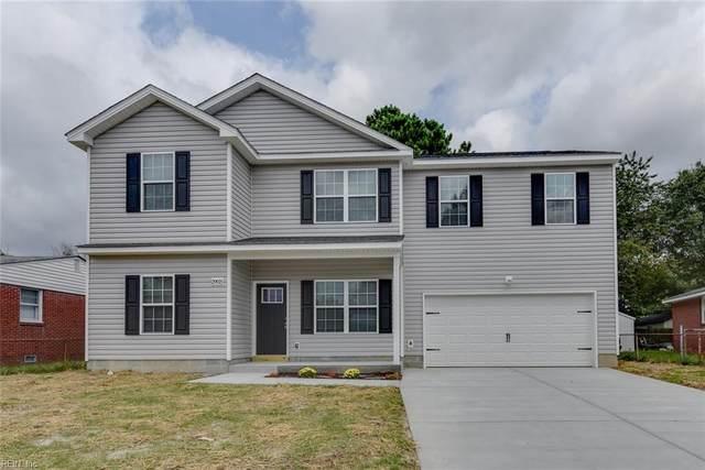 717 Potter Rd, Chesapeake, VA 23320 (#10317394) :: Rocket Real Estate