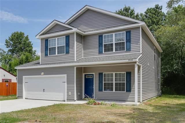 1204 Cleona Dr, Chesapeake, VA 23324 (MLS #10317395) :: Chantel Ray Real Estate