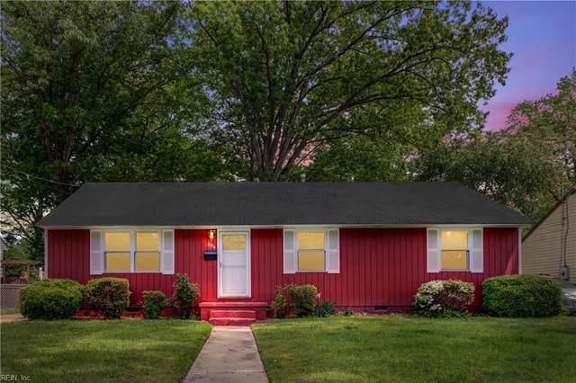 206 Winchester Dr, Hampton, VA 23666 (#10317440) :: Kristie Weaver, REALTOR