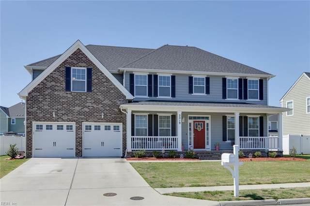 2219 Beeblossom Lane, Chesapeake, VA 23323 (#10317448) :: AMW Real Estate