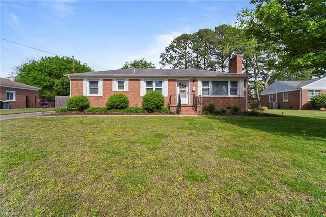 3 Hillcrest Cir, Hampton, VA 23666 (MLS #10317451) :: Chantel Ray Real Estate
