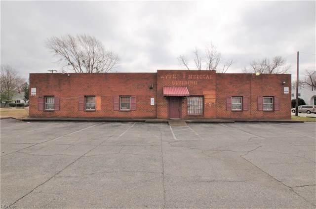 2000 Kecoughtan Rd, Hampton, VA 23661 (MLS #10317466) :: AtCoastal Realty