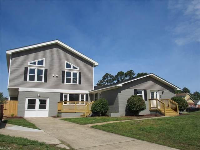 1100 Carrington Cres S, Portsmouth, VA 23701 (MLS #10317487) :: AtCoastal Realty