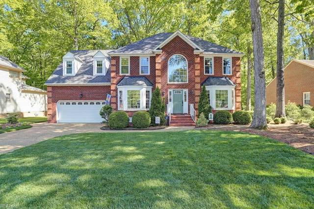 433 Woodbrook Rn, Newport News, VA 23606 (MLS #10317619) :: Chantel Ray Real Estate