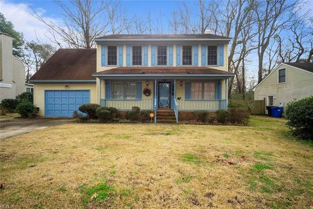 3820 Sunset Pt, Portsmouth, VA 23703 (#10317646) :: Tom Milan Team