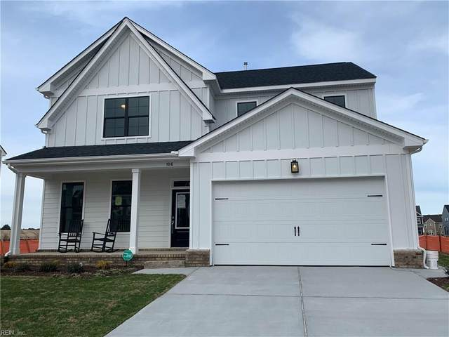 106 Station Dr, Suffolk, VA 23434 (MLS #10317652) :: Chantel Ray Real Estate