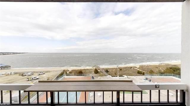 3300 Ocean Shore Ave #703, Virginia Beach, VA 23451 (#10317778) :: The Kris Weaver Real Estate Team