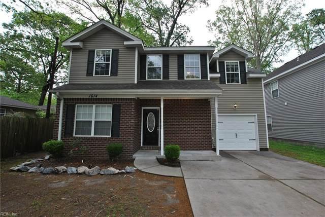 1614 Chestnut Ave, Chesapeake, VA 23325 (#10317809) :: Kristie Weaver, REALTOR