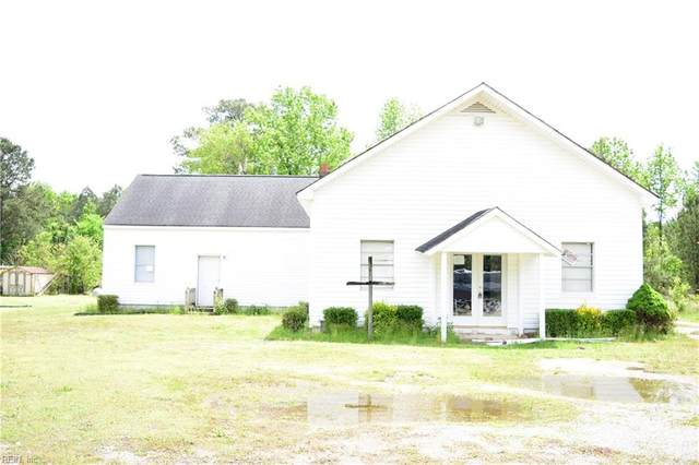 2140 Rolfe Hwy, Surry County, VA 23839 (#10317836) :: RE/MAX Central Realty