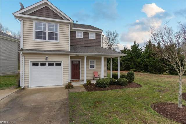 1011 Rosemont Ave, Suffolk, VA 23434 (MLS #10317894) :: Chantel Ray Real Estate