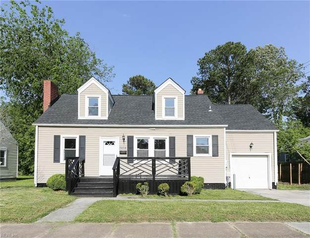 3854 Nansemond Cir, Norfolk, VA 23513 (#10317947) :: Austin James Realty LLC