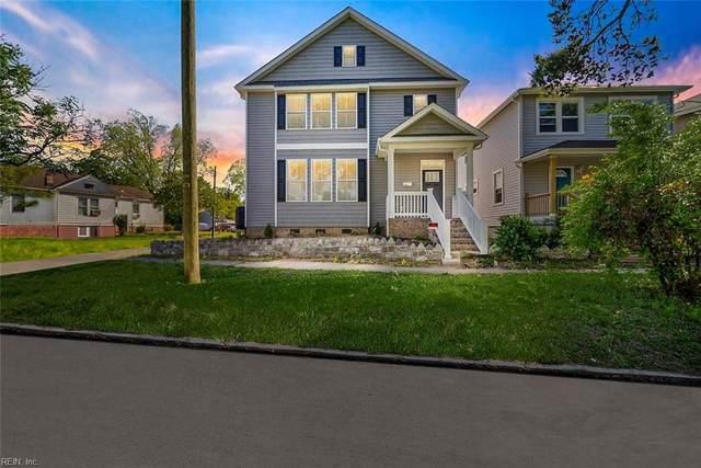 2801 Waverly Way, Norfolk, VA 23504 (#10317963) :: Upscale Avenues Realty Group