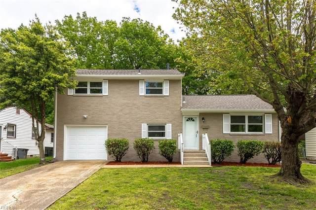 1126 Gatling Dr, Hampton, VA 23666 (#10317965) :: Upscale Avenues Realty Group