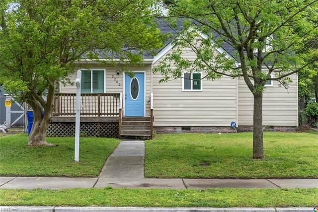 2202 Pershing Ave, Norfolk, VA 23509 (#10318001) :: AMW Real Estate