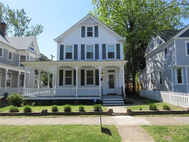 173 Linden Ave, Hampton, VA 23669 (#10318032) :: Encompass Real Estate Solutions