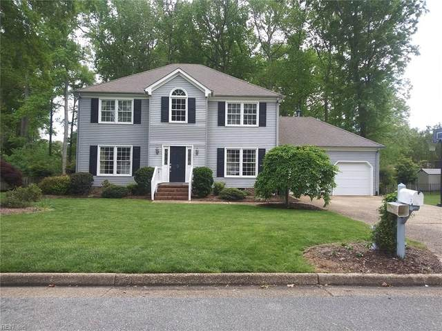 3 Page Place Dr, Poquoson, VA 23662 (MLS #10318048) :: Chantel Ray Real Estate