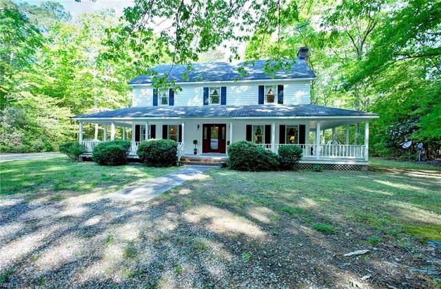 315 Holland Point Rd, Mathews County, VA 23109 (MLS #10318067) :: AtCoastal Realty