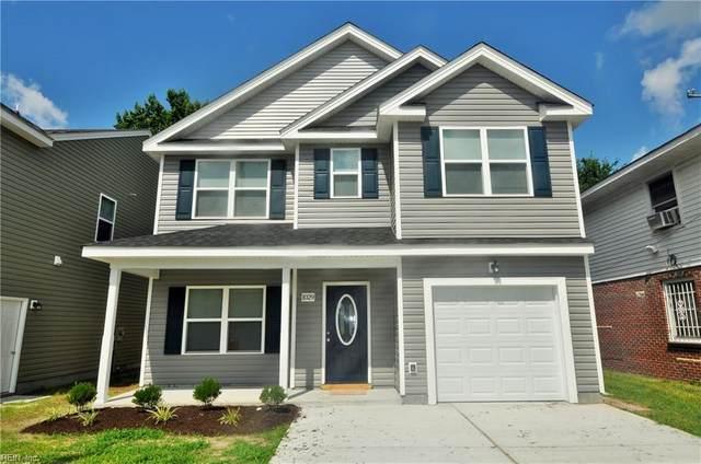 4115 Reid St, Chesapeake, VA 23324 (MLS #10318163) :: Chantel Ray Real Estate