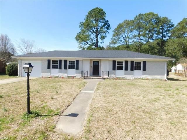 310 W York Dr, Emporia, VA 23847 (MLS #10318194) :: Chantel Ray Real Estate
