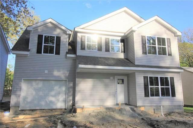 1309 Laurel Ave, Chesapeake, VA 23325 (#10318264) :: Atkinson Realty