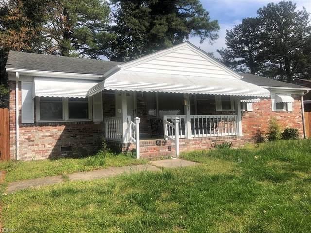 1803 Cavalier Blvd, Portsmouth, VA 23701 (MLS #10318290) :: AtCoastal Realty