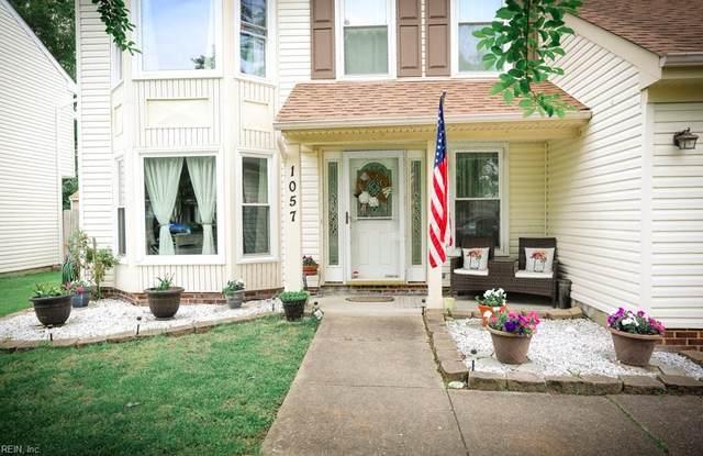 1057 Honeycutt Way, Virginia Beach, VA 23464 (#10318311) :: Berkshire Hathaway HomeServices Towne Realty