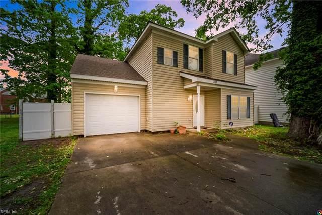 1111 Willow Ave, Chesapeake, VA 23325 (#10318323) :: Kristie Weaver, REALTOR
