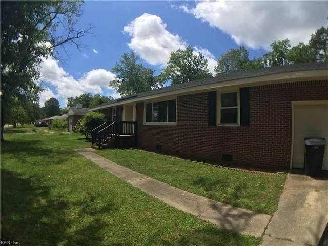 3226 Lilac Dr, Portsmouth, VA 23703 (MLS #10318370) :: Chantel Ray Real Estate
