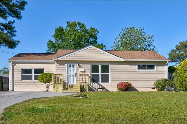 2132 Barbara Dr, Norfolk, VA 23518 (#10318399) :: Rocket Real Estate