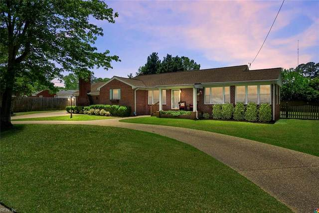 5943 Whitney Blvd, Norfolk, VA 23502 (#10318417) :: Abbitt Realty Co.